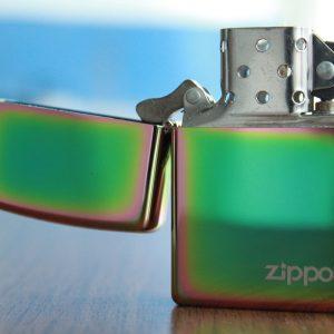 Zippo Spectrum with Zippo Logo-Zippo 151ZL