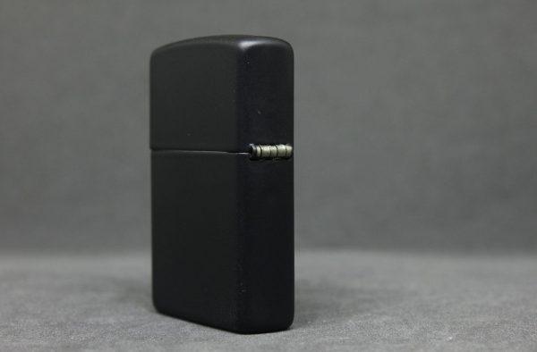 Black Matte with Zippo Logo-Mã: 218ZL