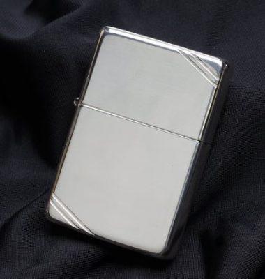 Zippo Vintage Sterling Silver