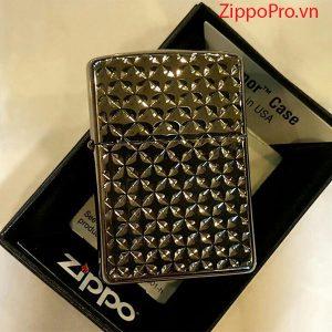 Zippo Diamond Cut Armor - Mã: 28186
