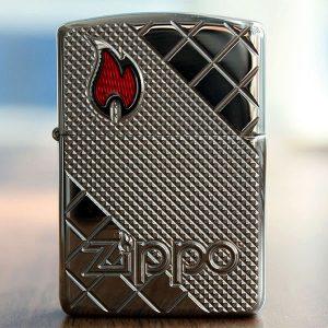 Zippo Armor Tile Mosaic Polished Chrome - Mã: 29098
