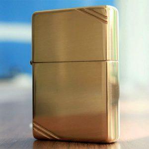 Zippo Vintage High Polished Brass-Mã: 270
