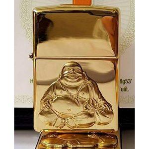 Zippo Buddha Emblem High Polish Brass - Mã: 29626