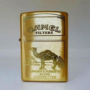 Zippo khắc Camel-Mã: 204BKS