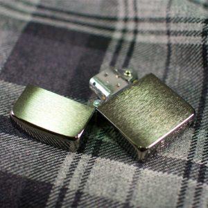 Zippo 1941 Replica Black Ice (Dark Chrome) - Mã: 24096