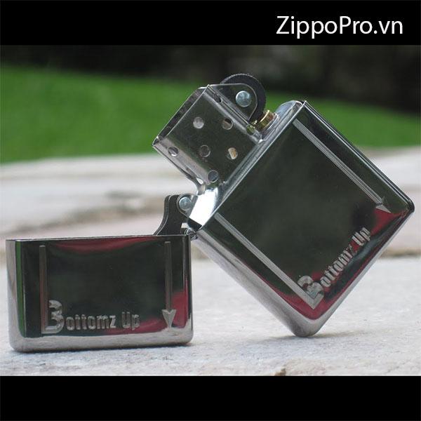Zippo Bottomz Up - Mã: 24383