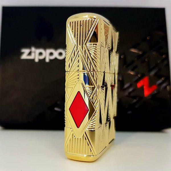 Zippo Luxury Diamond Design - Mã: 29671