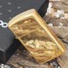 Zippo Slim High Polish Brass - Mã: 1654B
